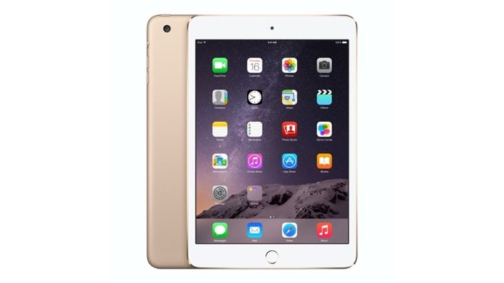 Apple iPad mini 3(第3世代)