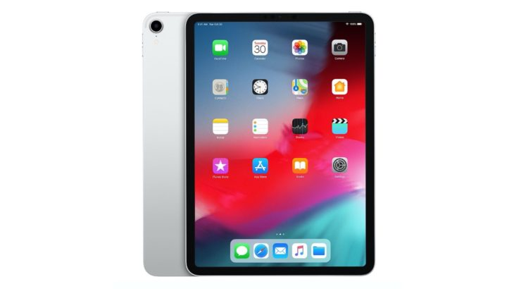 Apple iPad Pro 11インチモデル(第1世代)