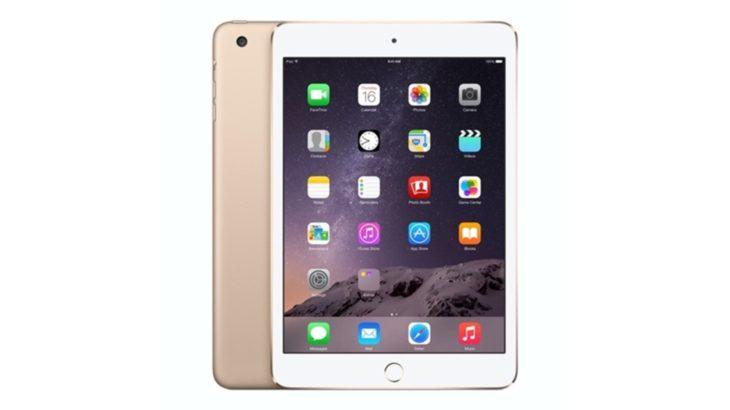 Apple iPad mini 3(第3世代)