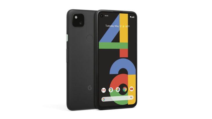 Google Pixel 4a(5G)